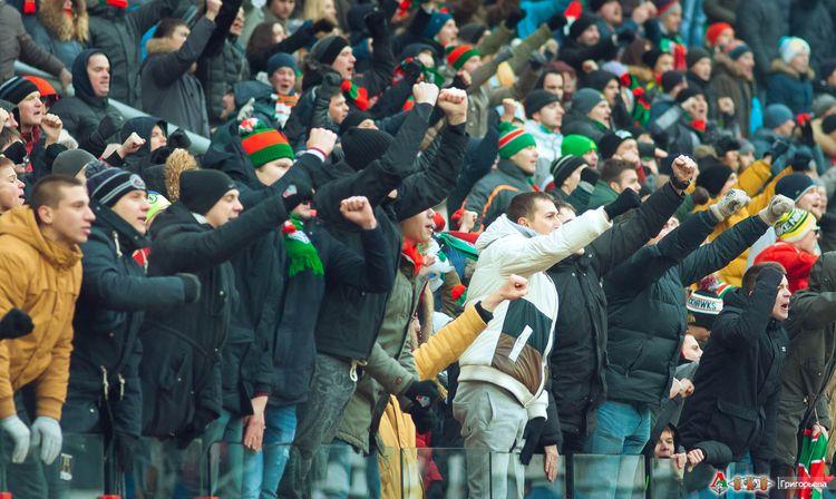 ФК Локомотив - ФК  Спартак 1-45
