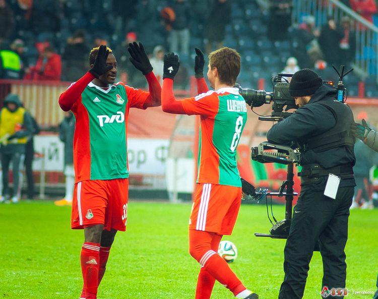ФК Локомотив - ФК  Спартак 1-52