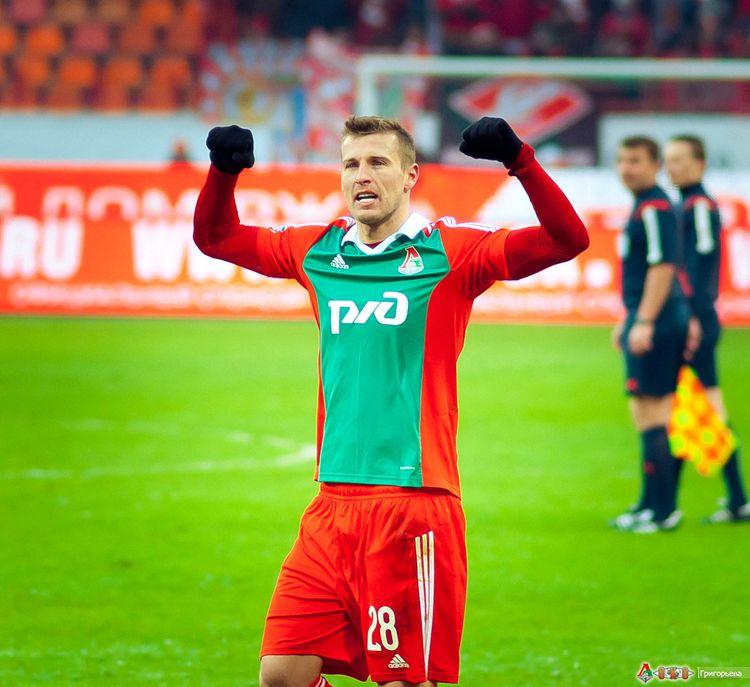 ФК Локомотив - ФК  Спартак 1-54