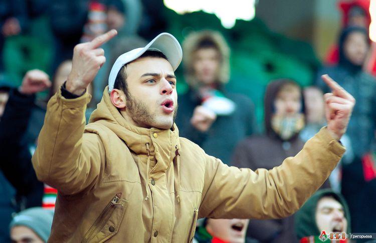ФК Локомотив - ФК  Спартак 1-57