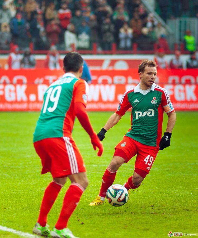 ФК Локомотив - ФК  Спартак 1-7