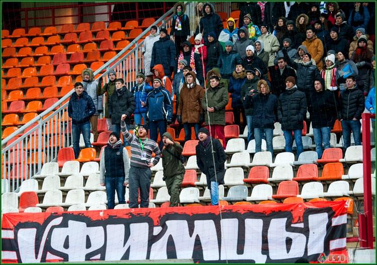 ФК Локомотив - ФК Уфа 0-0