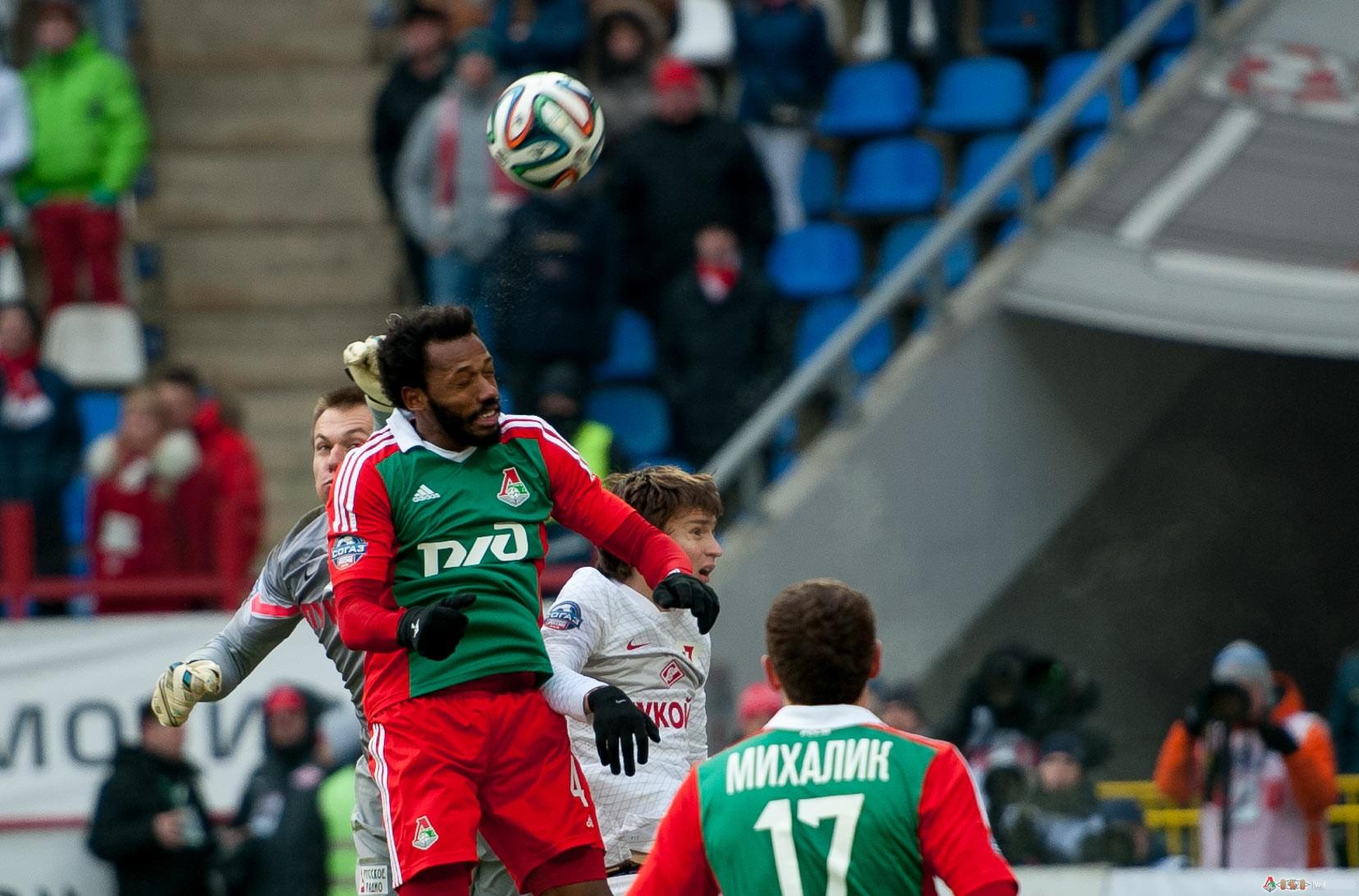 ФК Локомотив - ФК  Спартак 1-15