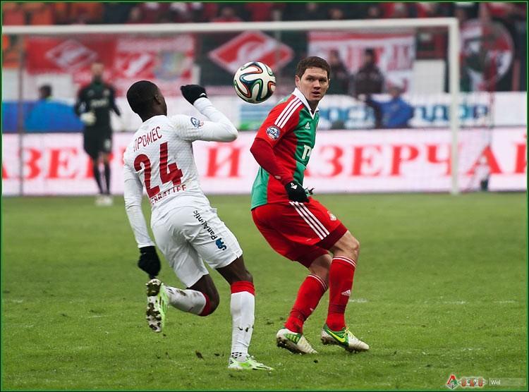 ФК Локомотив - ФК  Спартак 1-28