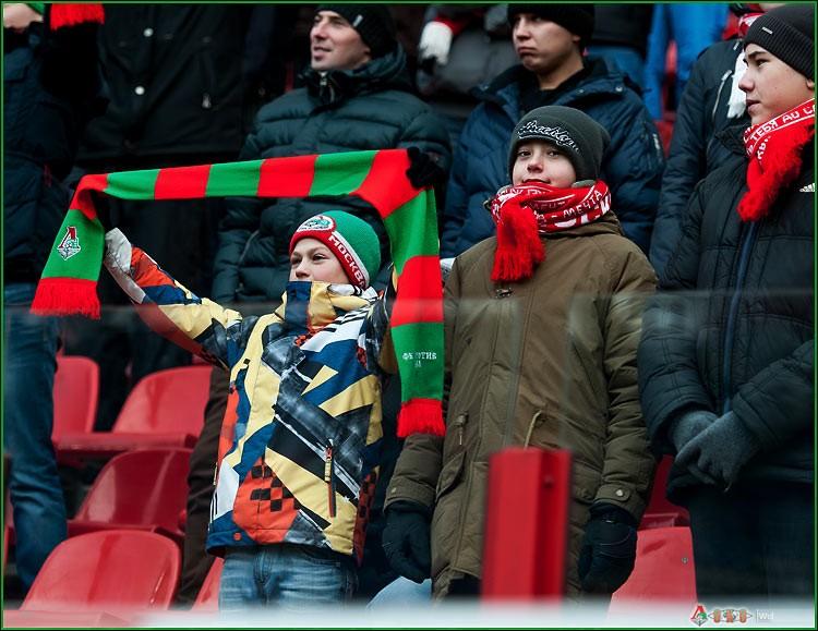 ФК Локомотив - ФК  Спартак 1-2
