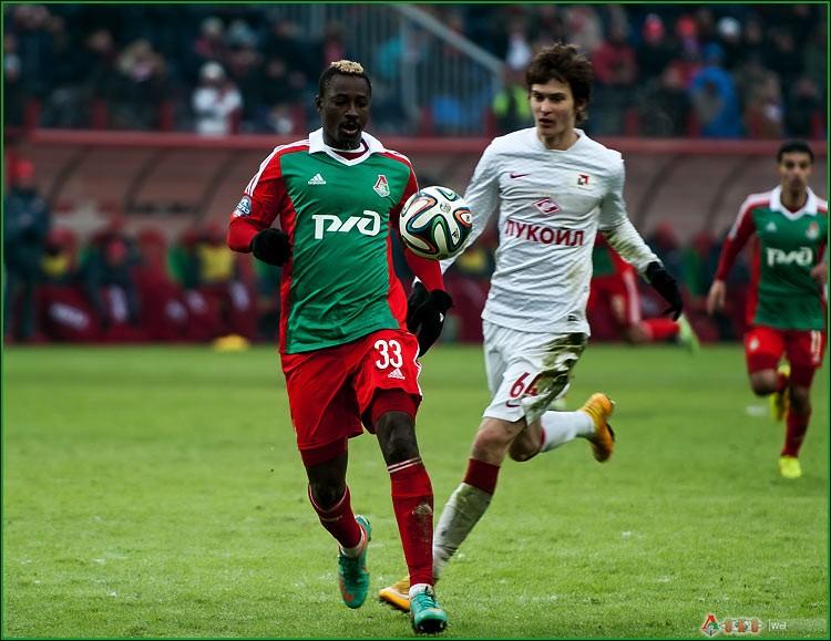 ФК Локомотив - ФК  Спартак 1-40