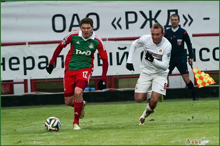 ФК Локомотив - ФК  Спартак 1-42