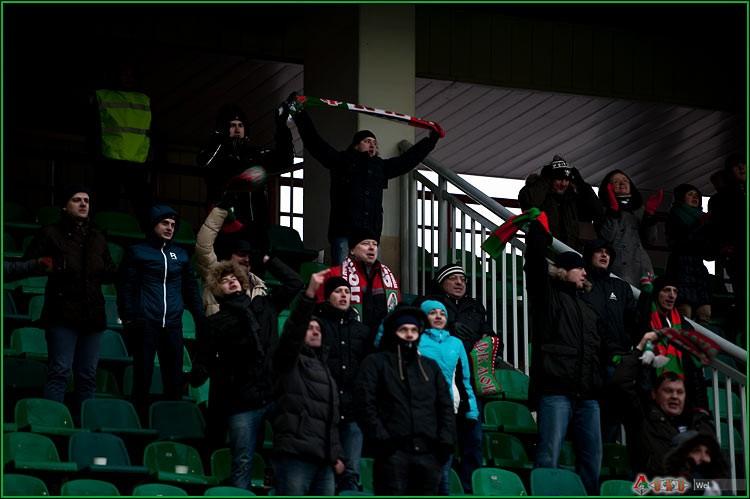 ФК Локомотив - ФК  Спартак 1-50