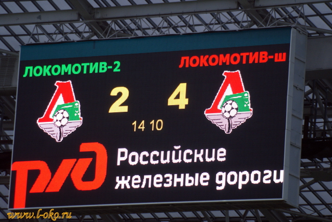 Турнир Четырех на Локомотиве