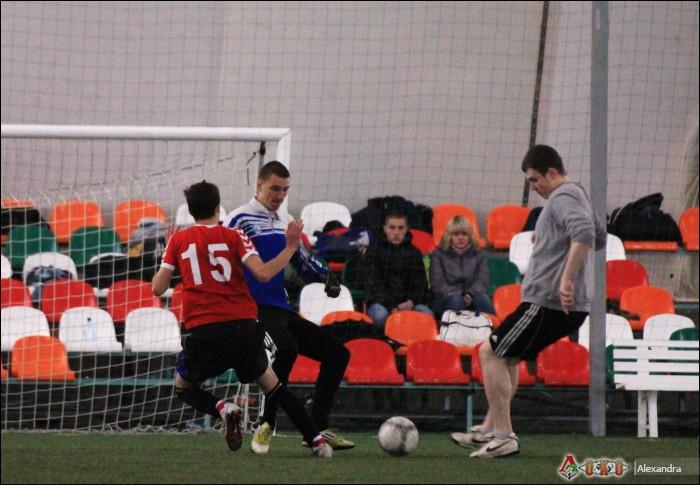 Товарищеские матчи фанатов ФК Локомотив