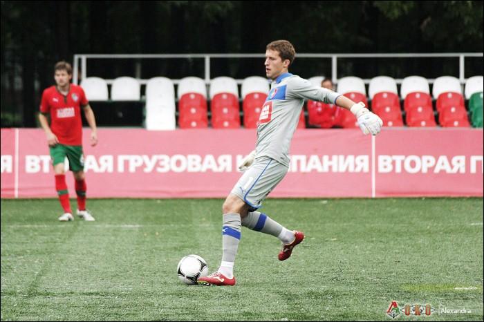 Фото с матча Локомотив 2 - Север Мурманск