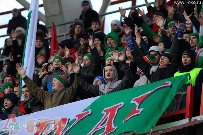 Фото с матча Локомотив Москва - Кубань Краснодар