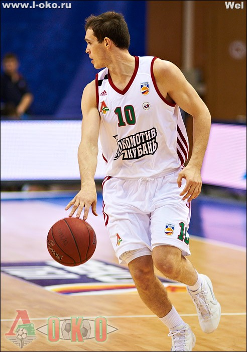 ПБК ЦСКА - ПБК Локомотив-Кубань 87-70