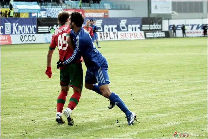 Динамо - Локомотив 1-0