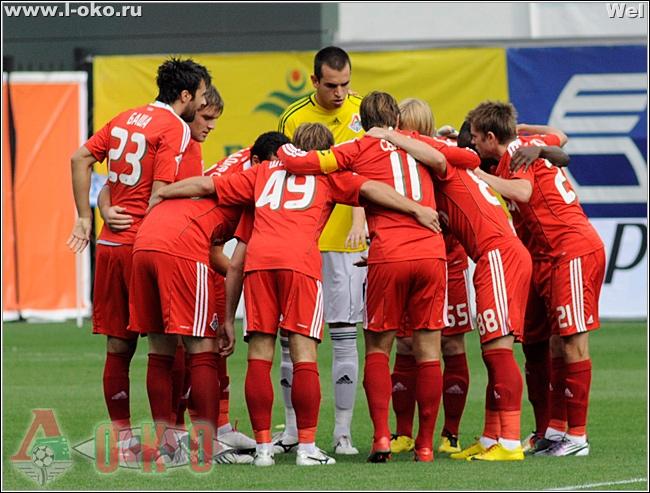 Динамо - Локомотив 3-22