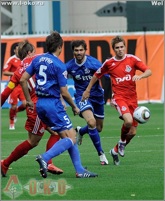 Динамо - Локомотив 3-24