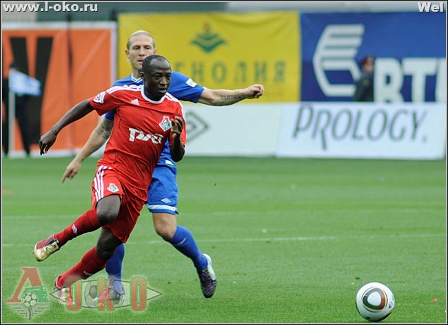 Динамо - Локомотив 3-28