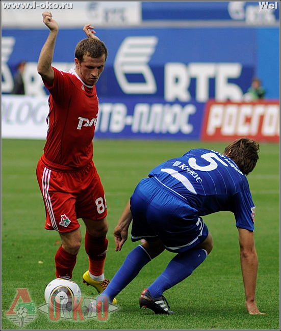 Динамо - Локомотив 3-35