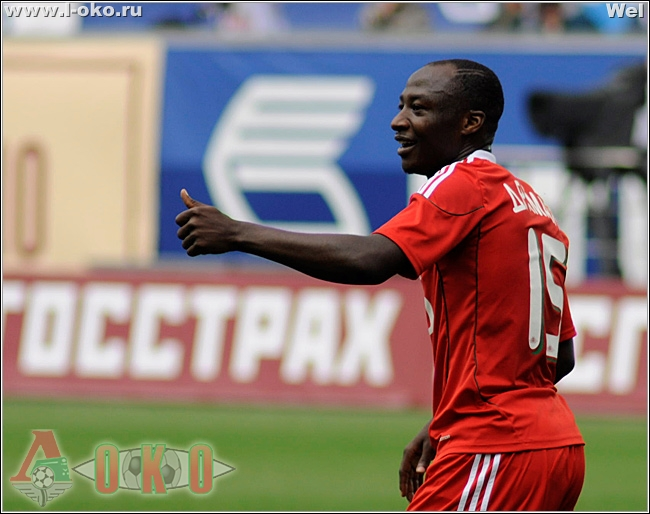 Динамо - Локомотив 3-36
