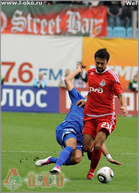 Динамо - Локомотив 3-38