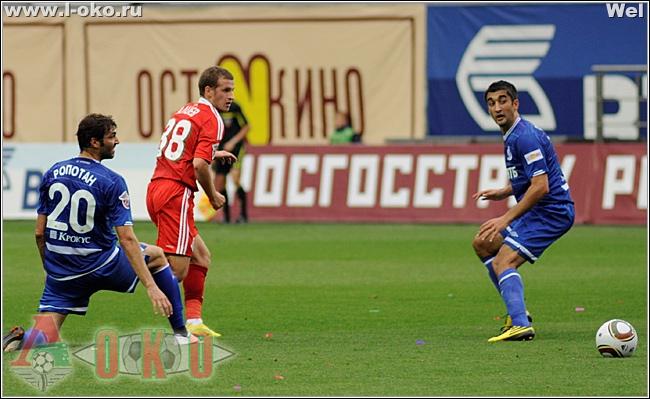 Динамо - Локомотив 3-40