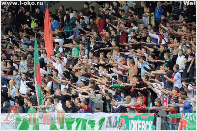 Динамо - Локомотив 3-50