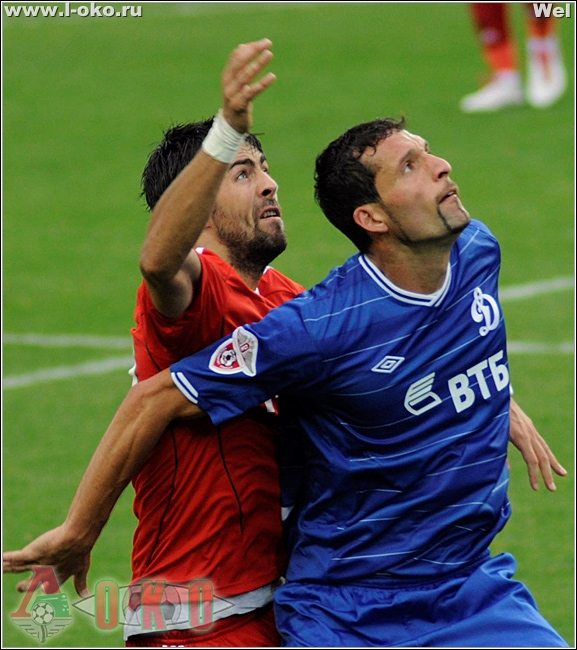 Динамо - Локомотив 3-54