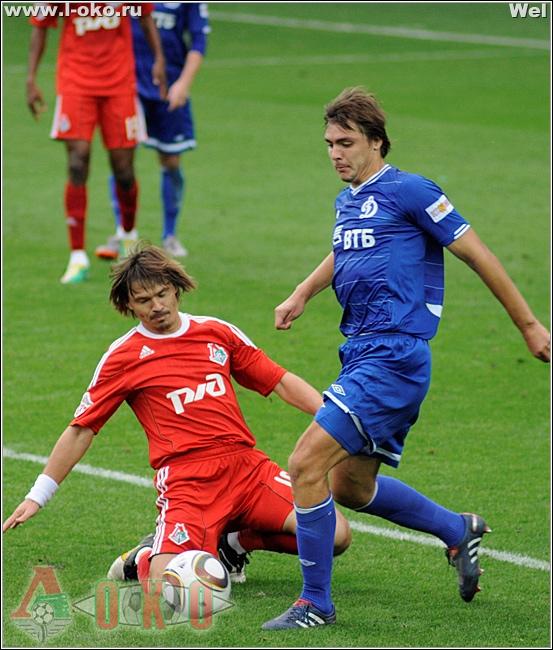 Динамо - Локомотив 3-58