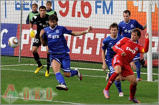 Динамо - Локомотив 3-83