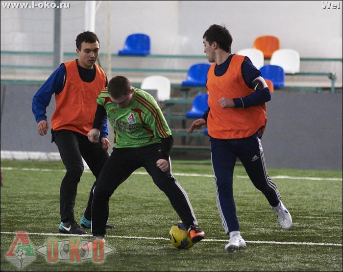 El Loko - Виртус 1-5