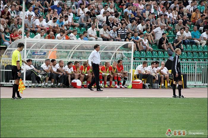 Фото с матча Краснодар - Локомотив 3-1