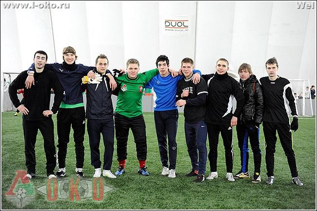 Команда фанатов ФК Локомотив Москва Адреналин