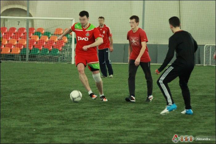 IV чемпионат болельщиков Локомотива