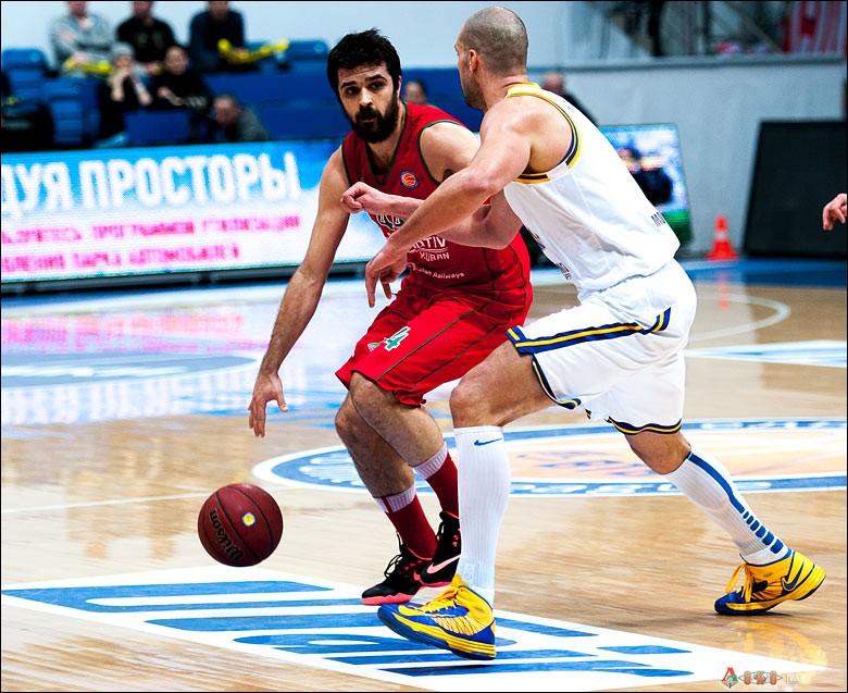Лига ВТБ Химки - Локомотив Кубань 2015