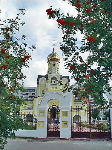 Обнинск. Прислала Мария Сидоренко