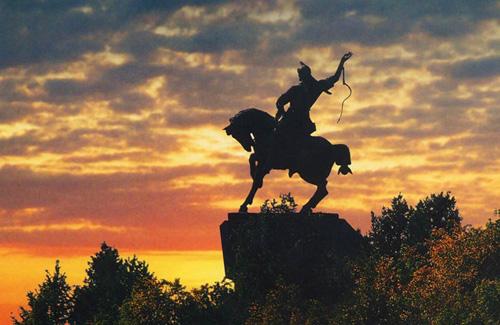 Памятник Салавату Юлаеву. www.bashkortostan.ru