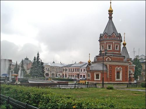 Ярославль. Фото прислала Таня