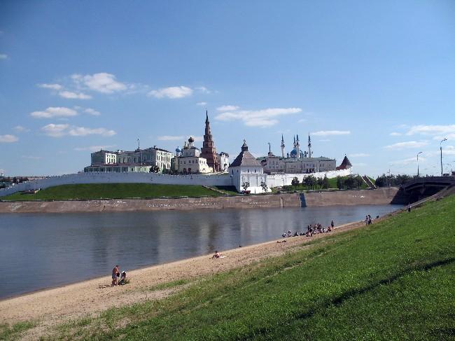 Казанский кремль. Фото Rock. http://www.l-oko.ru/article.php?id=309