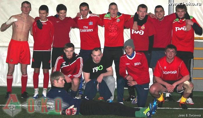 Команда Русичи