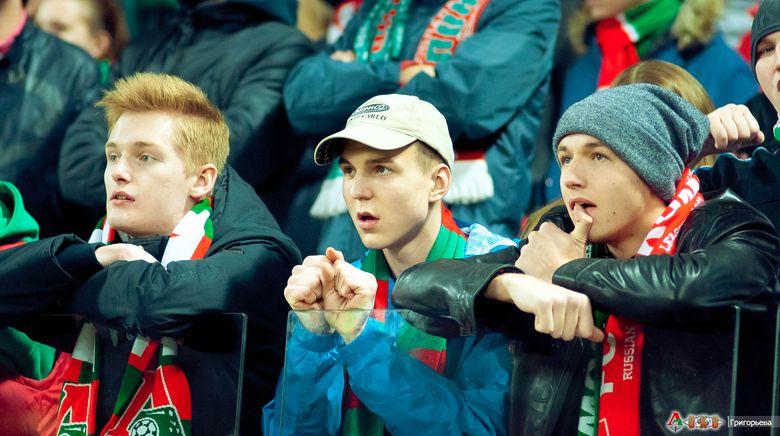 ФК Локомотив - ФК Арсенал 0-1