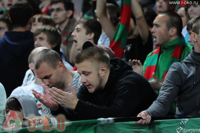 ФК Локомотив Москва - ФК Луч-Энергия