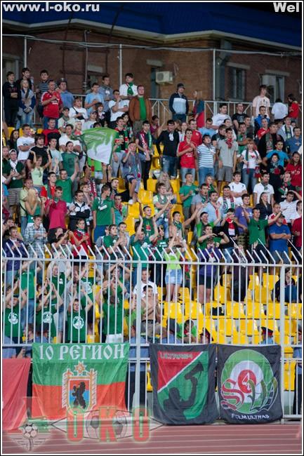 ФК Кубань - ФК Локомотив Москва 0-1