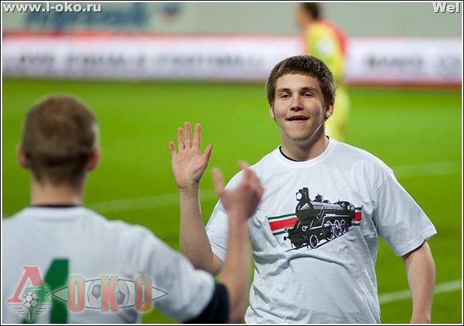 ФК Локомотив - ФК Терек 4-0