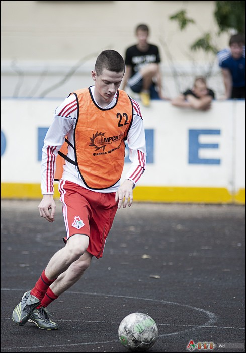 Фото с матча  Волга - Локомотив  0 - 2