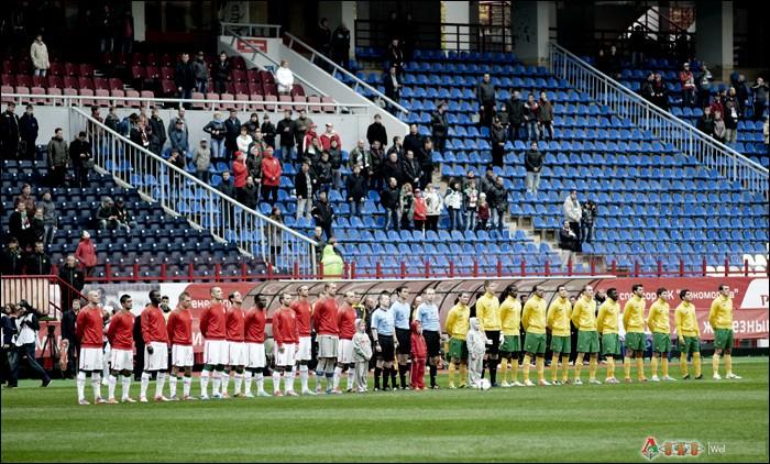 ФК Локомотив Москва - ФК Кубань 0-1