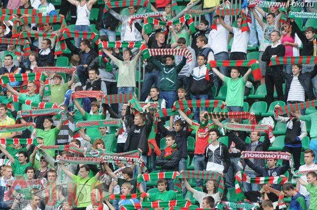 ФК Локомотив - ФК Спартак Нальчик 3-1