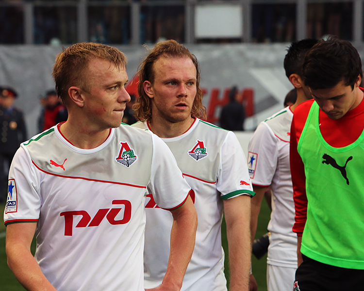 Матч ЦСКА-Локомотив, 15 мая 2014 года