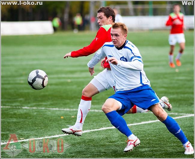 Локомотив-2 - Динамо Вологда 2-0