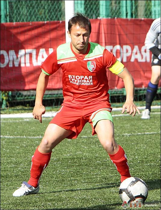 Фото с матча Локомотив-2 - Сатурн-13