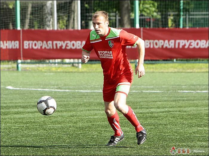 Фото с матча Локомотив-2 - Сатурн-14